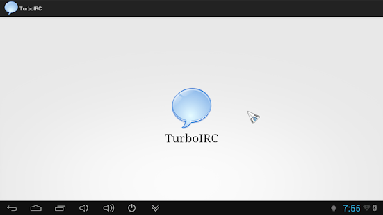 TurboIRC - screenshot thumbnail