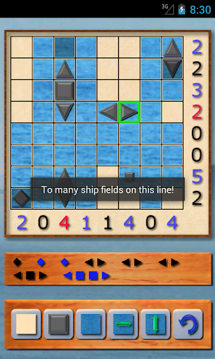 Find the ships - Solitaire 2