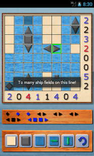 Find the ships - Solitaire 2 - screenshot thumbnail