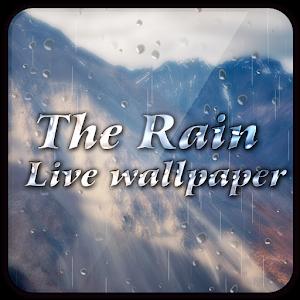The Rain Live wallpaper v1.0