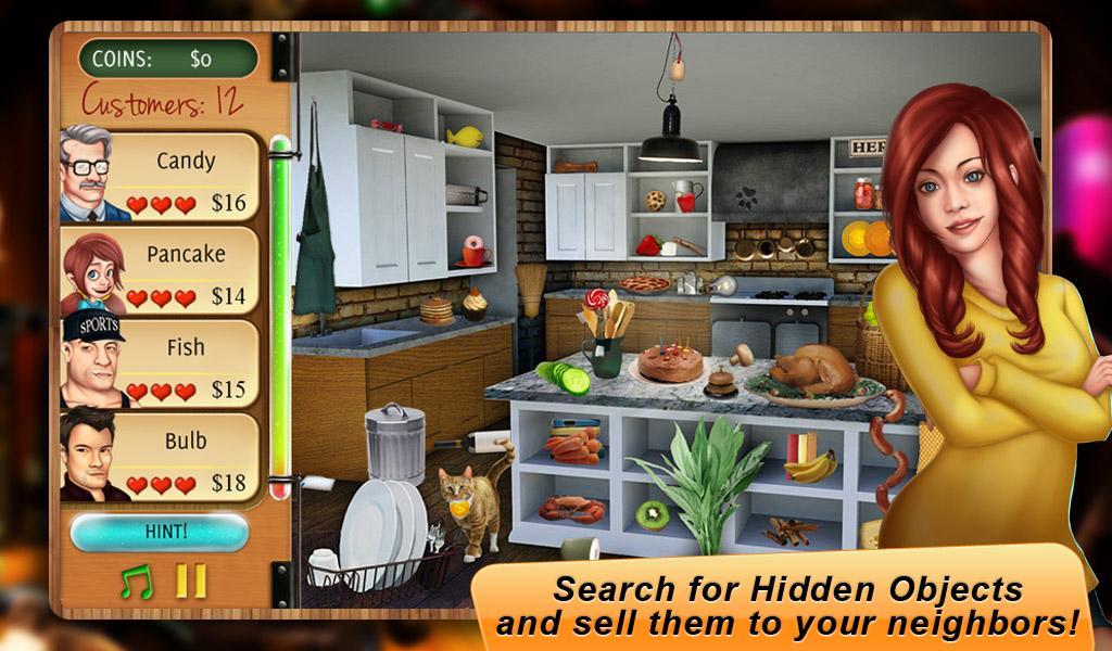 Hidden Object - Home Makeover- screenshot