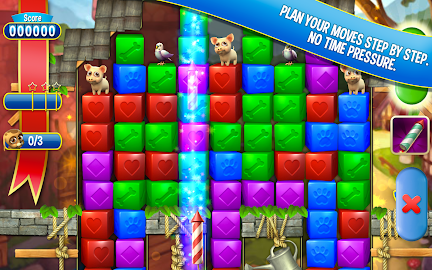 Pet Rescue Saga Screenshot 1