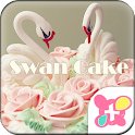Swan Cake for[+]HOME icon