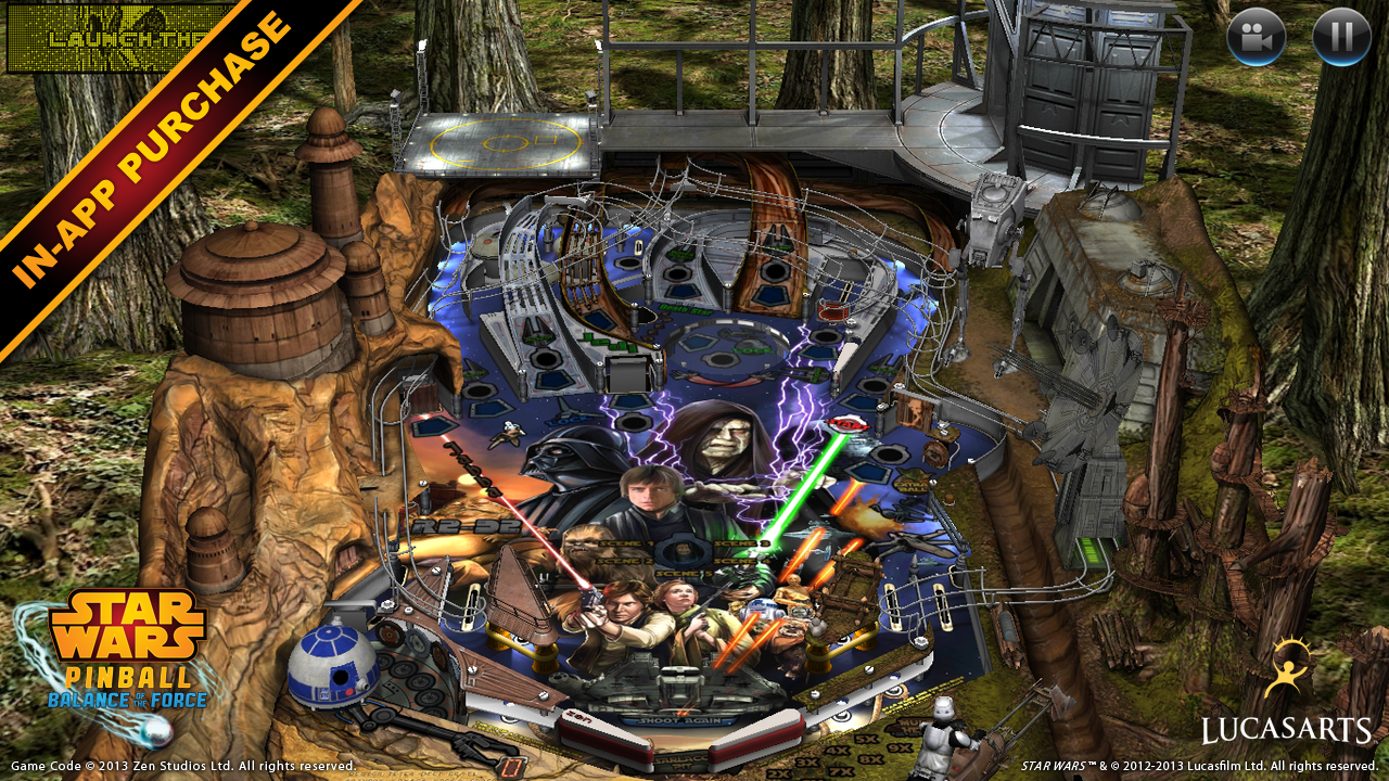 Star Wars™ Pinball 4 v4.0.4 cracked apk download – APKMad