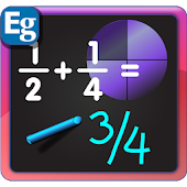 Blackboard Math: Fractions