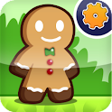 Gingerbread Dash! logo