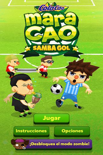Maracao - ¡Fútbol y Cola Cao