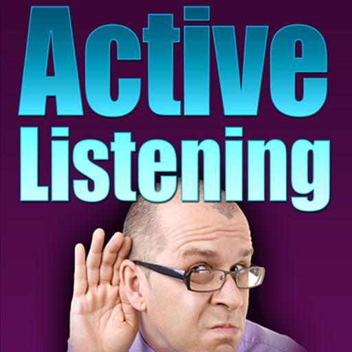 Active Listening LOGO-APP點子