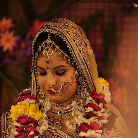 by Varun Jain - Wedding Bride