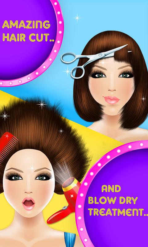 Fantastic Princess Hair Salon Android Apps On Google Play Short Hairstyles Gunalazisus