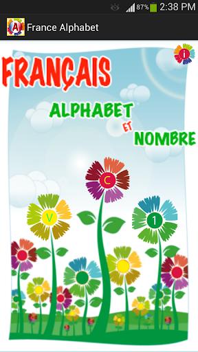 France Alphabets