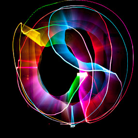 Spyrograph by Andro Andrejevic - Abstract Light Painting ( lghts, light painting, orb, coloured lights, long exposure )