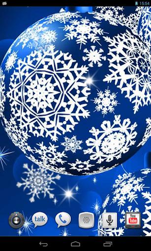 Beautiful Snowflakes LWP