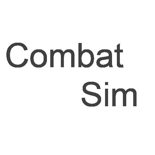 Combat Simulator Demo 動作 LOGO-阿達玩APP
