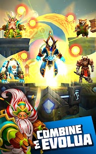 Etherlords: Heroes and Dragons Screenshot
