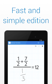 MyScript Calculator Screenshot 24