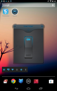 3x battery saver - iBattery- screenshot thumbnail