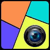 コラージュカメラ