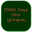 The Middle Earth Names icon