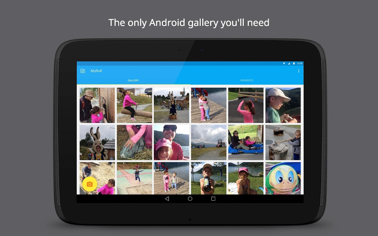 MyRoll Gallery - Photo Gallery - screenshot
