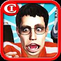 Human Slingshot 3D icon