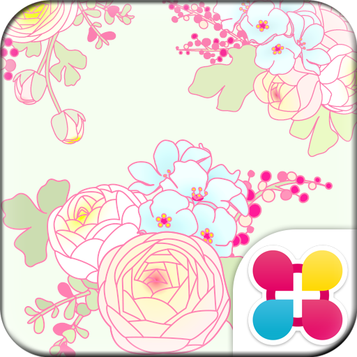 花壁紙 フルール Icon