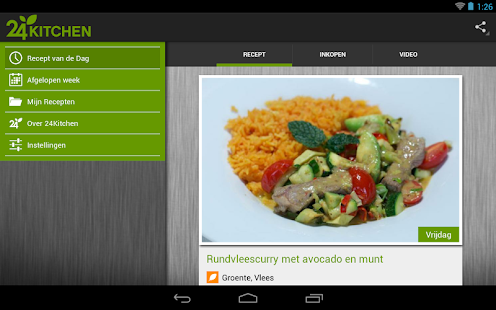 Recept van de dag, 24Kitchen- screenshot thumbnail