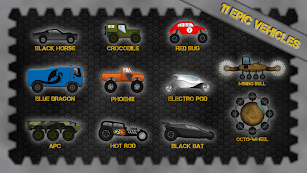 Reckless Stunts - Racing Game screenshot for Android