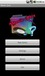 Music Quiz- screenshot thumbnail