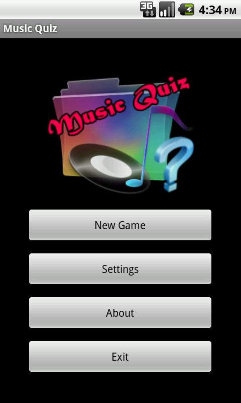 Music Quiz- screenshot