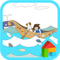 Ocean travel dodol theme