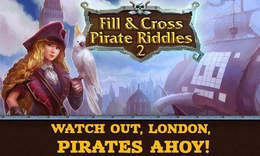F C. Pirate Riddles 2