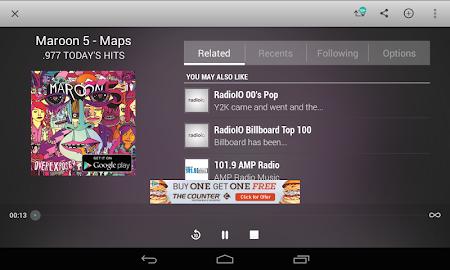 TuneIn Radio - Radio & Music Screenshot 25