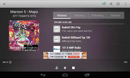 TuneIn Radio - Radio & Music Screenshot 25
