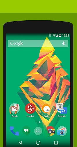 Objects Green PA CM11 Theme