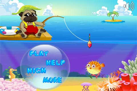 Top Application and Games Free Download Go Fishing APK File
