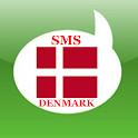 Free SMS Denmark icon