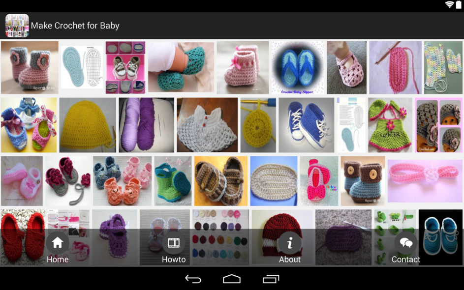 How to Make Crochet for Baby - Android Apps on Google Play