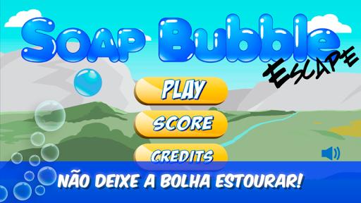 【免費冒險App】Soap Bubble Escape-APP點子