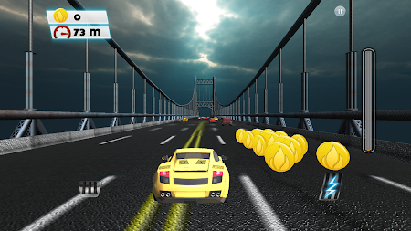 Traffic City Racer 3D 2.1 screenshot 1447461