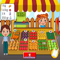 Lili Bazaar And Cashier icon