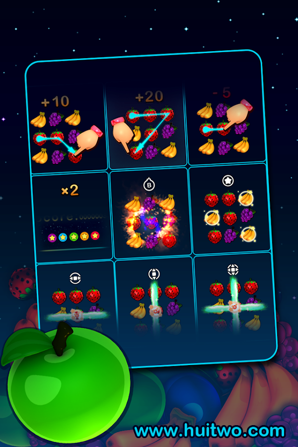 Skewered Fruit- screenshot