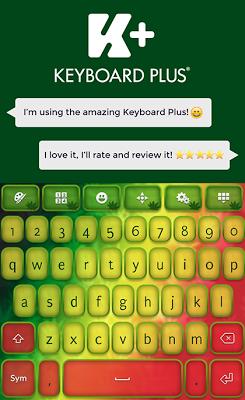 Keyboard Plus Rasta - screenshot
