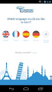 Learn Languages - busuu - screenshot thumbnail