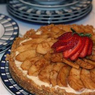 Walnut Pie Crust.