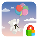 Little Bear's Day Dodol Theme icon