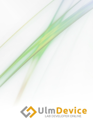 UlmDevice Online IDE