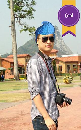 無料摄影Appのヘアスタイルフォトエディタ|HotApp4Game