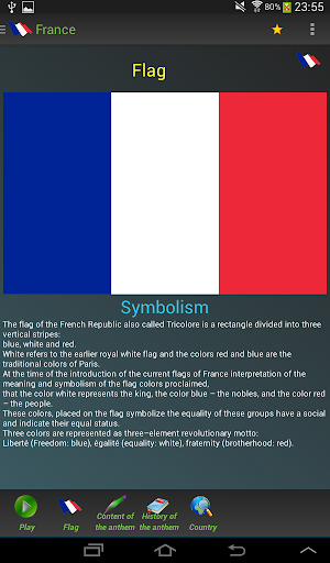 France - National Anthem