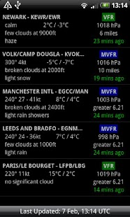 AirReport Pro - METAR & TAF - screenshot thumbnail